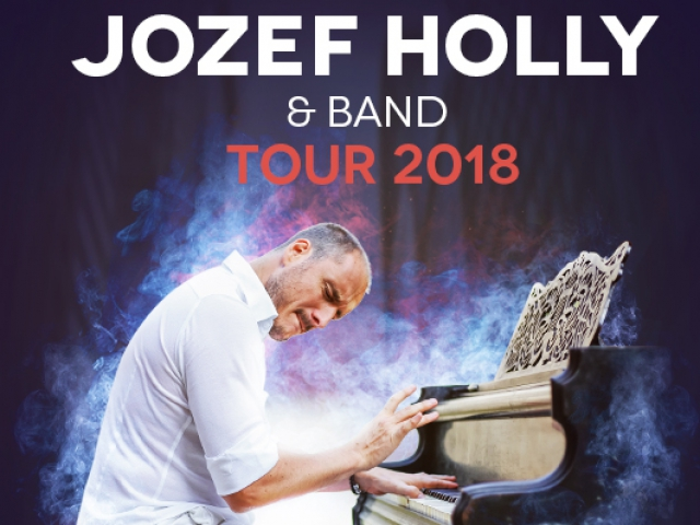 JOZEF HOLLY & BAND TOUR 2018